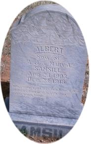 albert samsill tombstone_sm