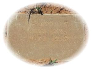 Sarah Applin gravestone