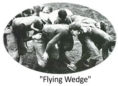 footballflyingwedge