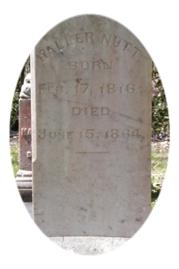 haller nutt tombstone