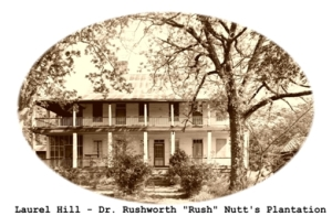 Rush Nutt Laurel Hill