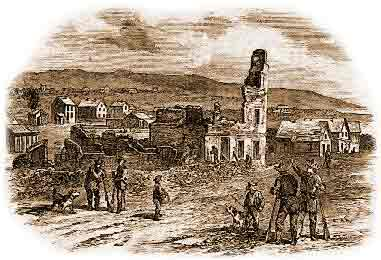 Civil War Before THE Civil War: Bloody Kansas (Part 2 ... Sack Of Lawrence
