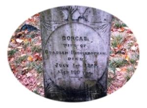 DorcasHigginbotham_gravestone
