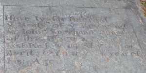 John Sparhawk_gravestone2