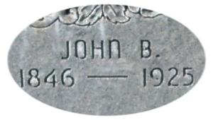 JohnBaptistePriquetGrave