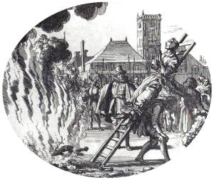 AnabaptistBurning