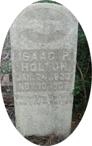 IsaacPHoltonGrave