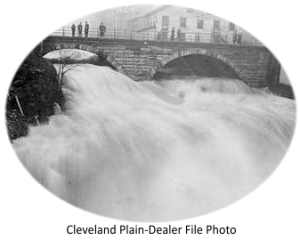 1913 flood_cleveland plain dealer
