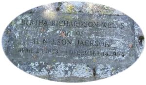 BerthaJacksonGrave