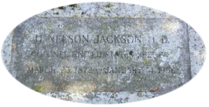 HoratioNelsonJacksonGrave