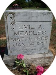 EmilMeaslesGrave