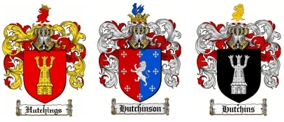 Hutchins-Hutchings-HutchinsonCrests