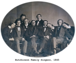 HutchinsonFamilySingers1845