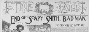 SoapyDeathHeadline
