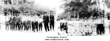 CloverdalePicnic