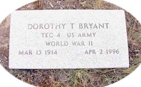 DorothyTrimmerBryantGrave
