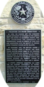 FriendswoodCemetry