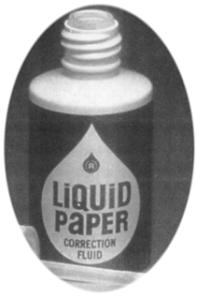 LiquidPaper