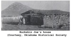 BuckskinJoeHouse