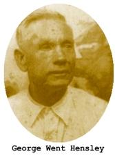 GeorgeWentHensley