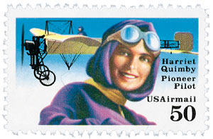 HarrietQuimby_Stamp