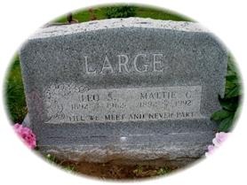 MattieGraceLarge_Grave